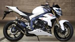 Suzuki Virus 1000 - photo gallery