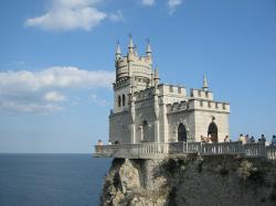The Swallow's Nest Castle