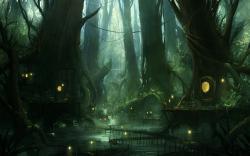 Swamp by JJcanvas Swamp by JJcanvas
