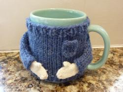 ... Coffee Mug Sweater | by Cabled Sheep