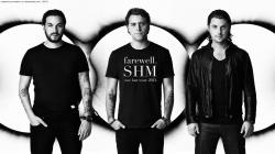 Swedish House Mafia . One Last Tour . Wallpaper by Mysterious-Master-X