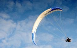 Sweet Skydive Wallpaper