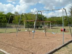 ... Brian Schwengler Memorial Park swing set ...