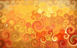 Swirls Circles Colors Art