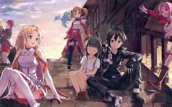 Sword Art Online Res: 1440x900 / Size:858kb. Views: 305005