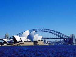 From Mrs Macquire Chair you can catch a very good view of Sydney Opera House and Sydney Harbour Bridge. It is a view that is worth a million, ...