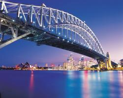 The Sydney Harbour Bridge is a staggering architectural feat of 53,000 tonnes of steel, and is a mainstay in any images of the Australian city's skyline but ...