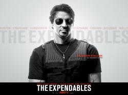 Download Sylvester Stallone as Barney Ross in The Expendables Wallpaper :