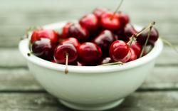 Bowl Cherries
