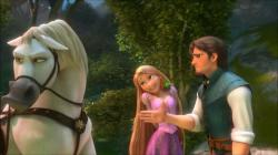 Funny scenes from Tangled movie