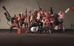Team Fortress 2 wallpaper for desktop