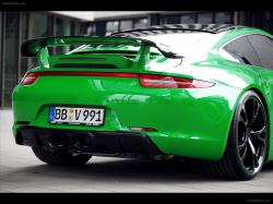 Techart Porsche 911 Carrera 4S 2013