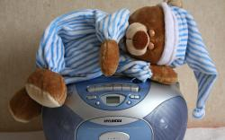 Teddy Sleep on Radio