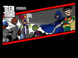 Teen Titans Wallpaper
