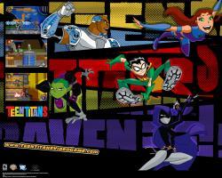 Teen Titans Teen Titans