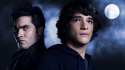 Teen Wolf TV Series Wallpaper