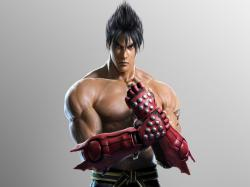 Description The Above Tekken Jin Kazama