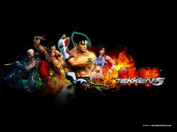 Free Tekken Wallpaper Download The 1024x768px