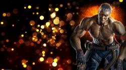 tekken high resolution wallpapers bryan fury tekken 6 wallpapers black widescreen images pictures game video