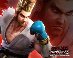 Tekken Dark Resurrection Wallpaper