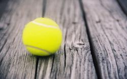 ... tennis ball #3