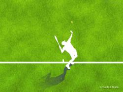 Tennis Wallpaper