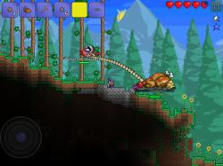 In the spirit of Thanksgiving this holiday season, we're unleashing the terrifying Turkor the Ungrateful turkey boss for players to battle in Terraria.