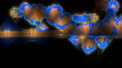 Terraria 1.2.4 Minecart Preview