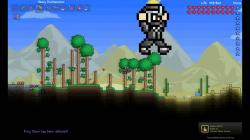 Terraria Ninja armor and how to get it