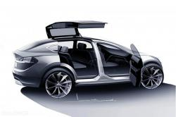 2013 Tesla Model X 1600 x 1200