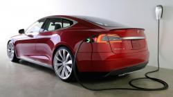 Charging. Charging. Tesla
