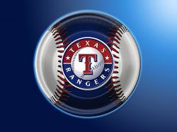 Texas Rangers widescreen for desktop