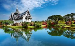 Historic House Thailand Wallpapers Pictures Photos Images. «