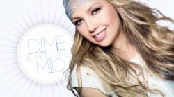 Thalia - Amore Mío (Letra / Lyric Video)