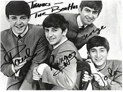 Today, February 9, 2014 marks the 50th anniversary of the first live television performance of The Beatles in the United States. The Beatles appeared on the ...