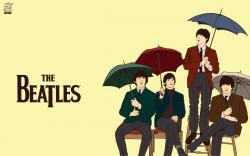 Wallpaper of the day: The Beatles