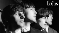 The Beatles Face Photos Wallpaper