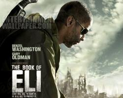 The Book of Eli starring Denzel Washington and Gary Oldman