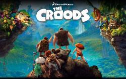 The Croods 2013 Animated Cartoon Film