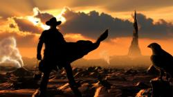 Concept art, CGI footage from Ron Howard's aborted Dark Tower film | Blastr