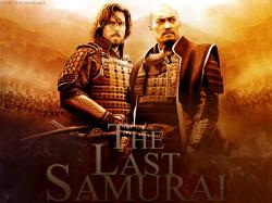 Quotes from the movie The Last Samurai ( 2003 )