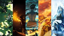 The Legend of Korra is set 70 years after Avatar: The Last Airbender, and Korra is Aang's reincarnation. The world has a much more modern look in this ...