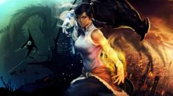 Wallpaper For Iphone Avatar The Legend Of Korra