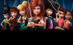 ... Zarina the Pirate Fairy