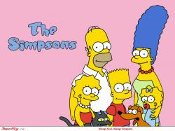 The Simpsons Family 1024×768