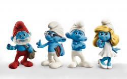News: The Smurfs Will Get You Chopping Wood, Flying Planes & More On Nintendo 3DS - The Games Cabin