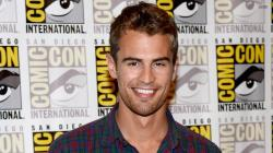 Theo James wallpaper 1920x1080 jpg