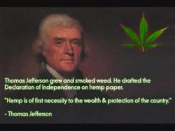 thomas jefferson hemp