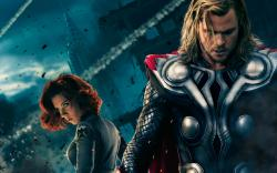 Thor in The Avengers. «