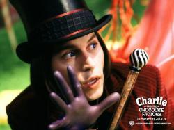Willy Wonka - tim-burton Photo